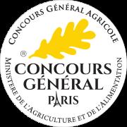 Médaille d\'Or - Concours Général Agricole Paris
